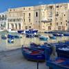 Монополи — чудесный маленький городок на Анриатической стороне Италии