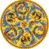 Красота пермогорской росписи