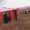 Авария автобуса в Германии унесла жизни 4 туристов, более 40 ранено