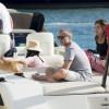 Абрамович и Жукова отдыхают на острове миллионеров Сен-Барт