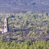 Уникальная церковь в Мексике, уцелевшая после 9-летнего извержения вулкана, привлекает всё больше туристов