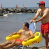 В Крыму появится 4 пляжа для инвалидов