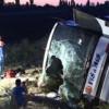 ДТП автобуса с украинскими туристами в Румынии – 2 погибших, десятки раненых