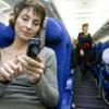 «Трансаэро» ратует за отмену запрета на использование мобильников в самолётах