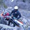 В Крыму турист упал с горного склона