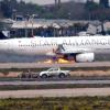 В Стамбуле у лайнера Turkish Airlines во время взлёта вспыхнул двигатель