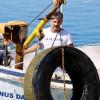 В порту Анталии почистили морское дно