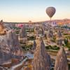 Каппадокия потеряла за 10 месяцев 4% туристов