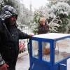 В Турции ожидается первый снег