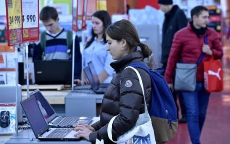 электроника в россии сейчас почти в 2 раза дешевле чем в европе