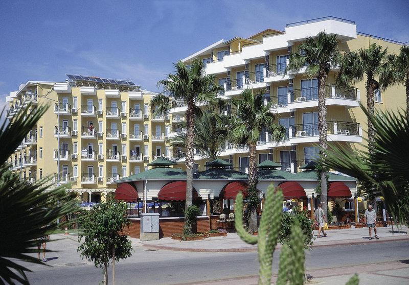 Riviera Hotel Alanya фото