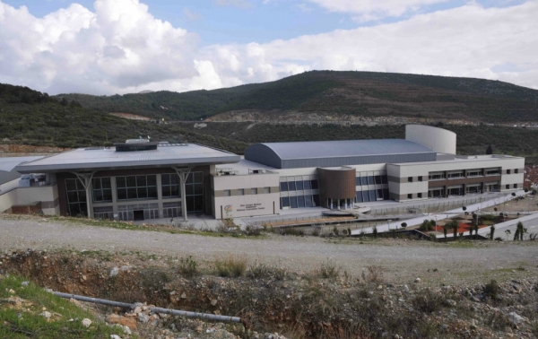 конференц-центр «Efes» в Кушадасы