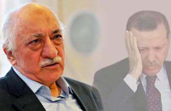 Гюлен - извечная головная боль для Эрдогана