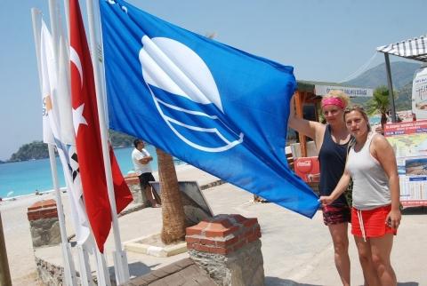 Российским пляжам Голубые флаги не достались