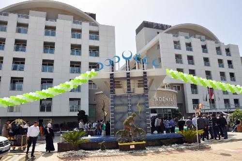 Adenya Hotel & Resort - популярный турецкий халяль курорт
