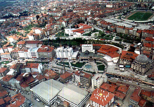 Город-курорт Болу в Турции | Болу
