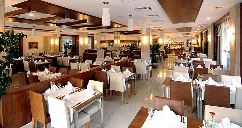ресторан viking star hotel 5*