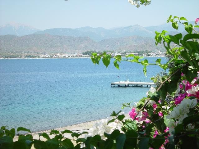 самый тёплый курорт турции в апреле