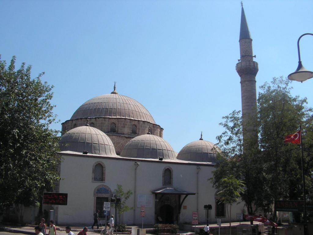 мечеть калейчи фото