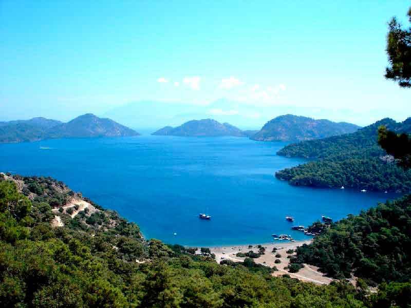 турция побережье эгейского моря фото