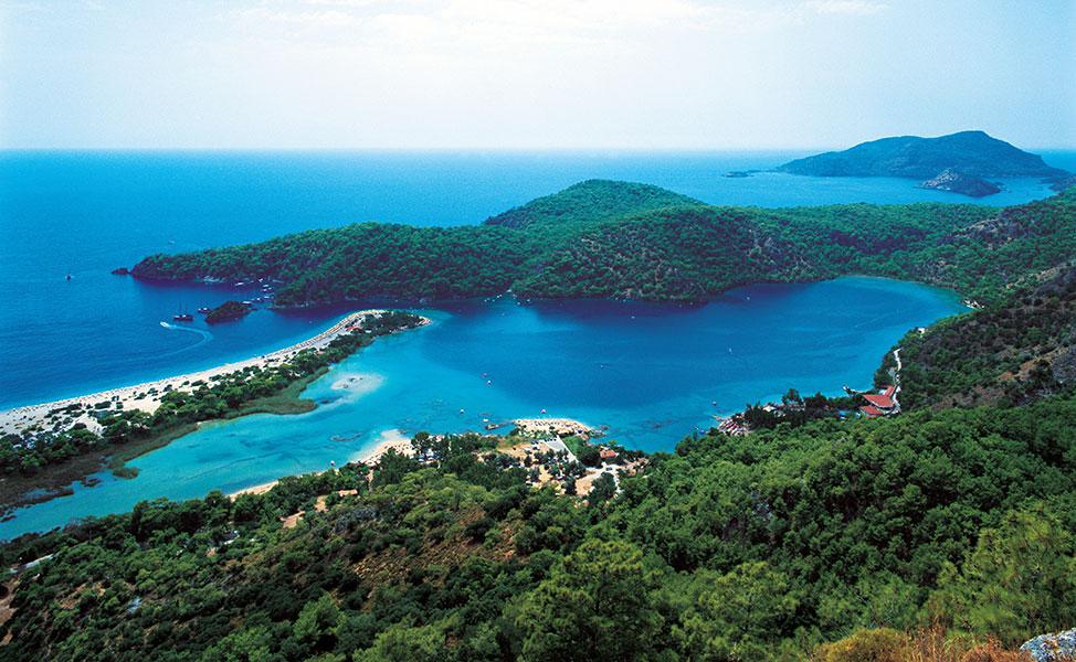 эгейское море в районе фетхие фото