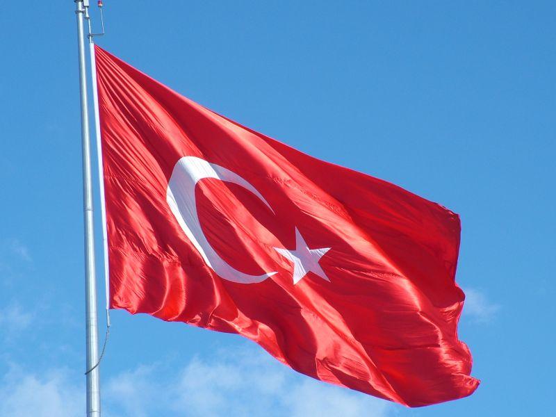флаг турции фото