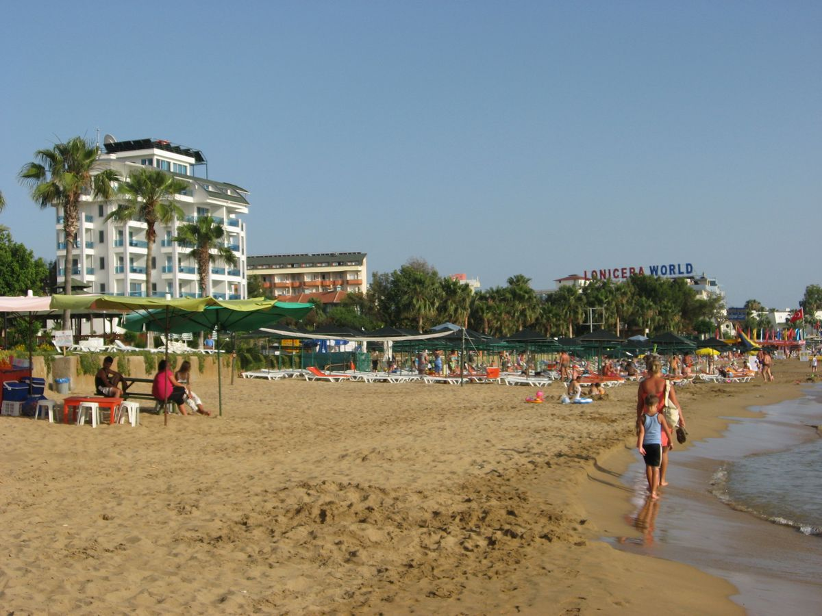 Отели турции с песчаным пляжем фото
