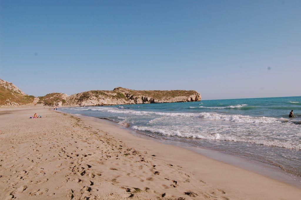 пляж Патара в Турции фото