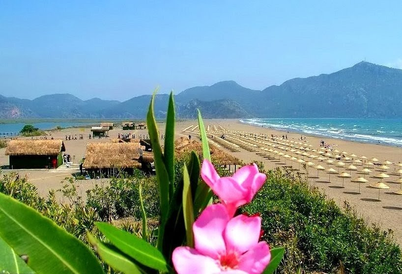 фото пляж Изтузу