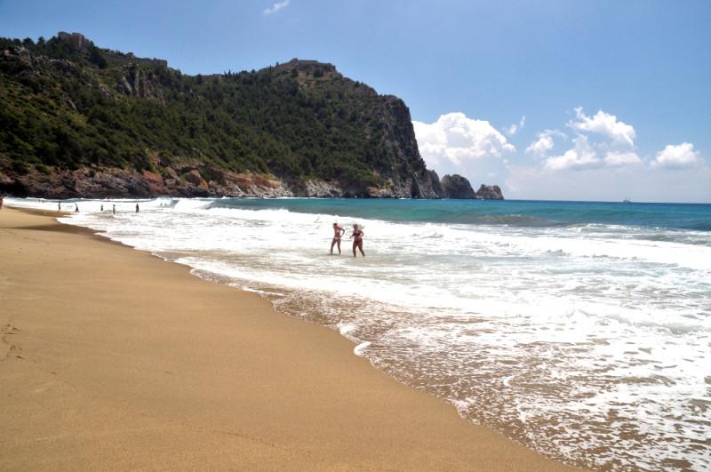 Пляж Клеопатры фото