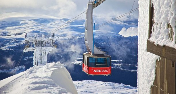 Åre-The-Most-Well-Known-Ski-Resort-in-Sweden