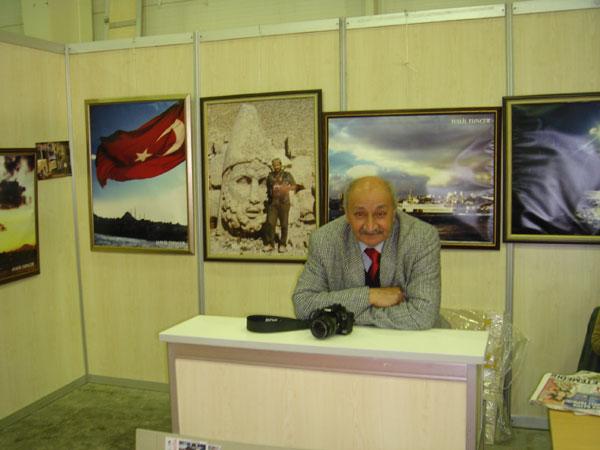 Халил Тунджер, известный турецкий фотограф
