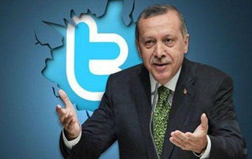 Twitter оштрафовали в Турции