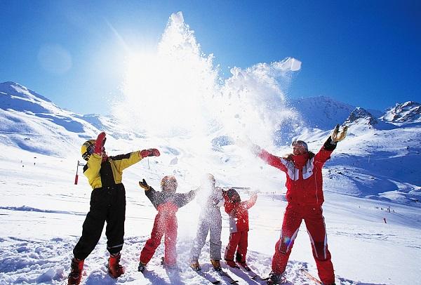 горнолыжные курорты РФ