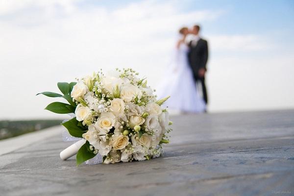 Свадьба в античном городе