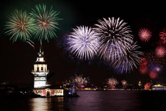 Новый год по- турецки