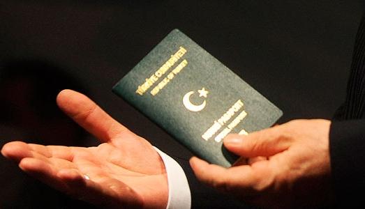 оформление заграничного паспорта в Турции стоит 251$