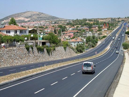Автомобилем по Турции.