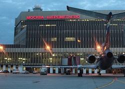 Онлайн табло аэропорта Шереметьево (Москва)