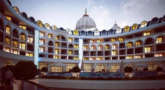 Анталия открывает новый курортный комплекс Adalya Elite Lara