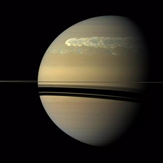 Венера и Сатурн