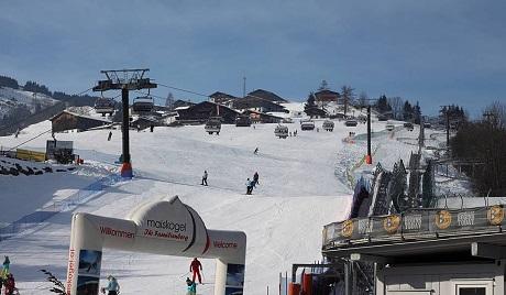 Горнолыжные курорты в Австрии