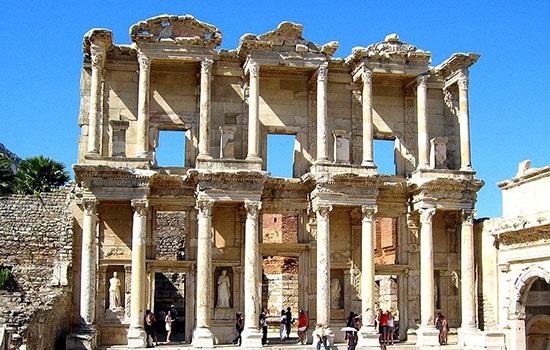 Древний Эфес - античная цивилизация Турции
