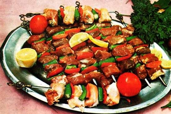 Турецкая кухня как на ладони
