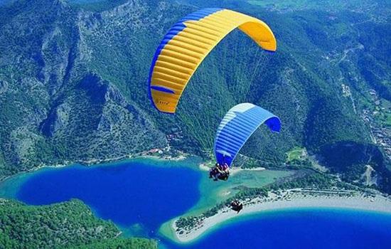 Чем привлекает Турция туристов-экстремалов?