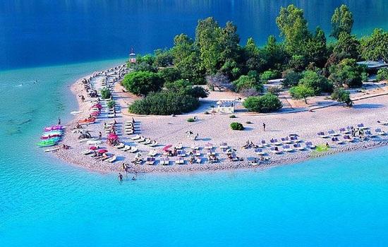 Фетхие - уникальный город Средиземноморского побережья Турции