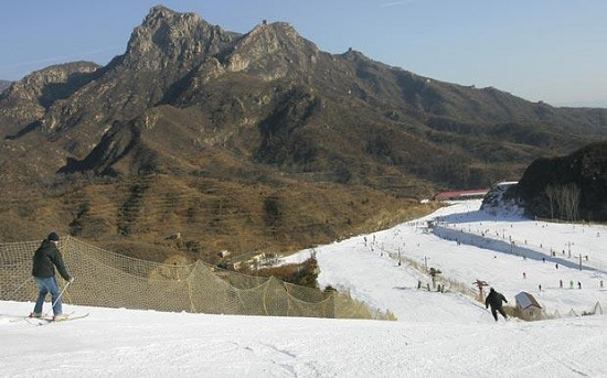 Скоро будет построен центр горнолыжного курорта в Тибете