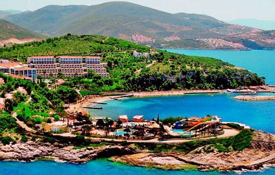 Кушадасы - изумруд Эгейского моря на побережье Турции