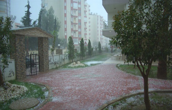 По прогнозам метеорологии март в Турции будет холодным и дождливым