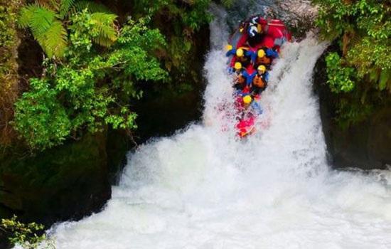 Сплав по реке Манавгат - идеальное место для рафтеров в Турции